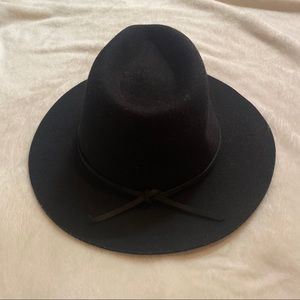 Brixton Black Hat